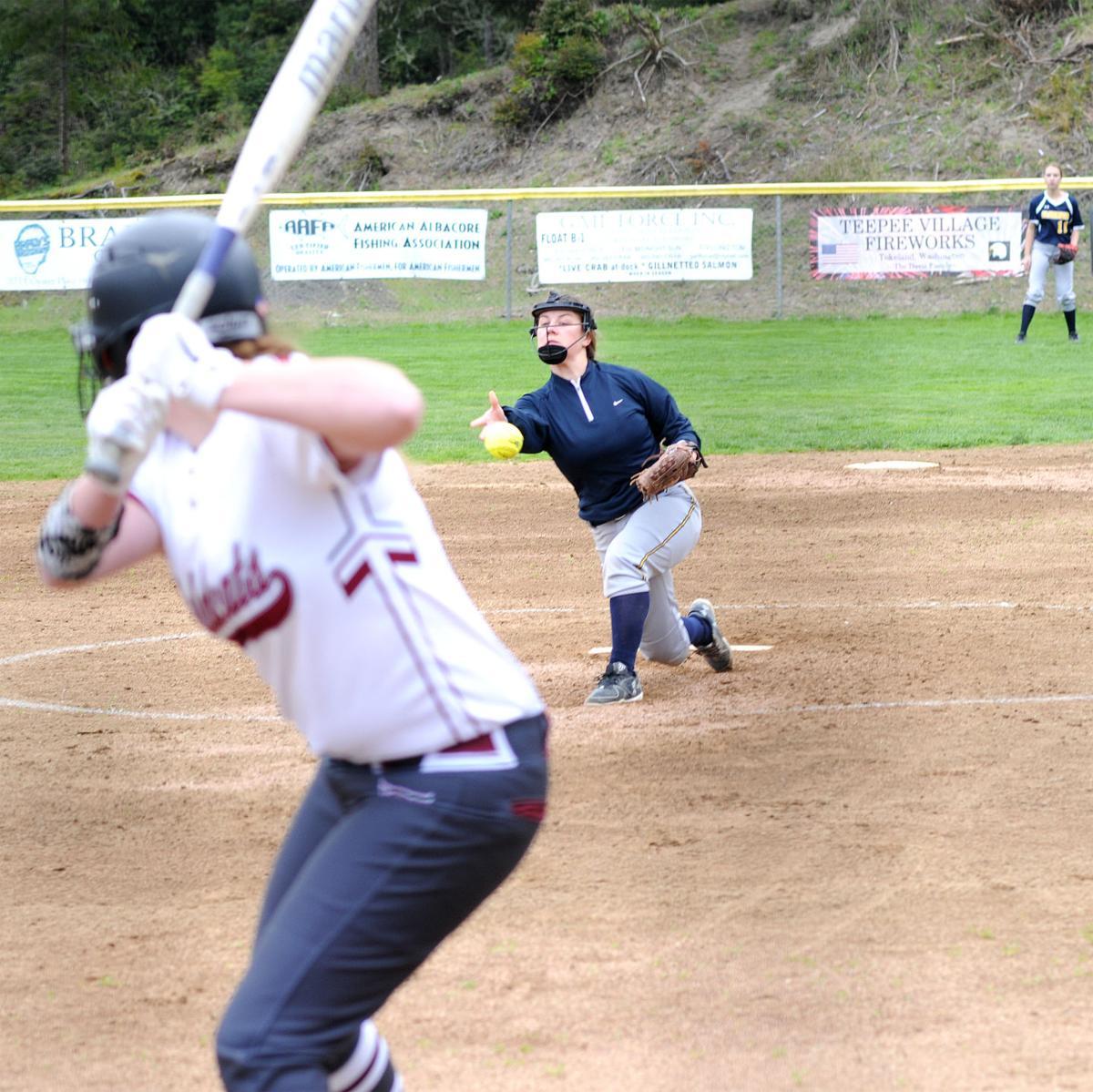 IHS softball: Arianna Bell