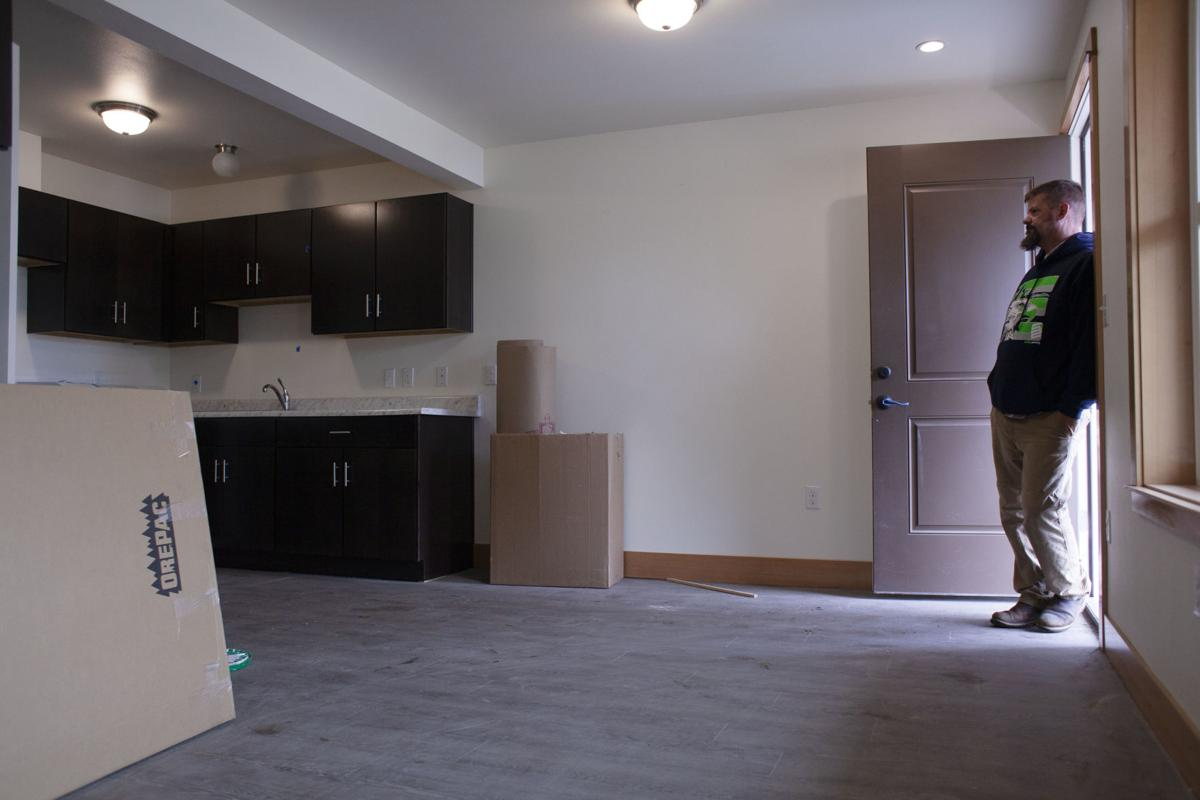 Inside Driftwood Point Apartments