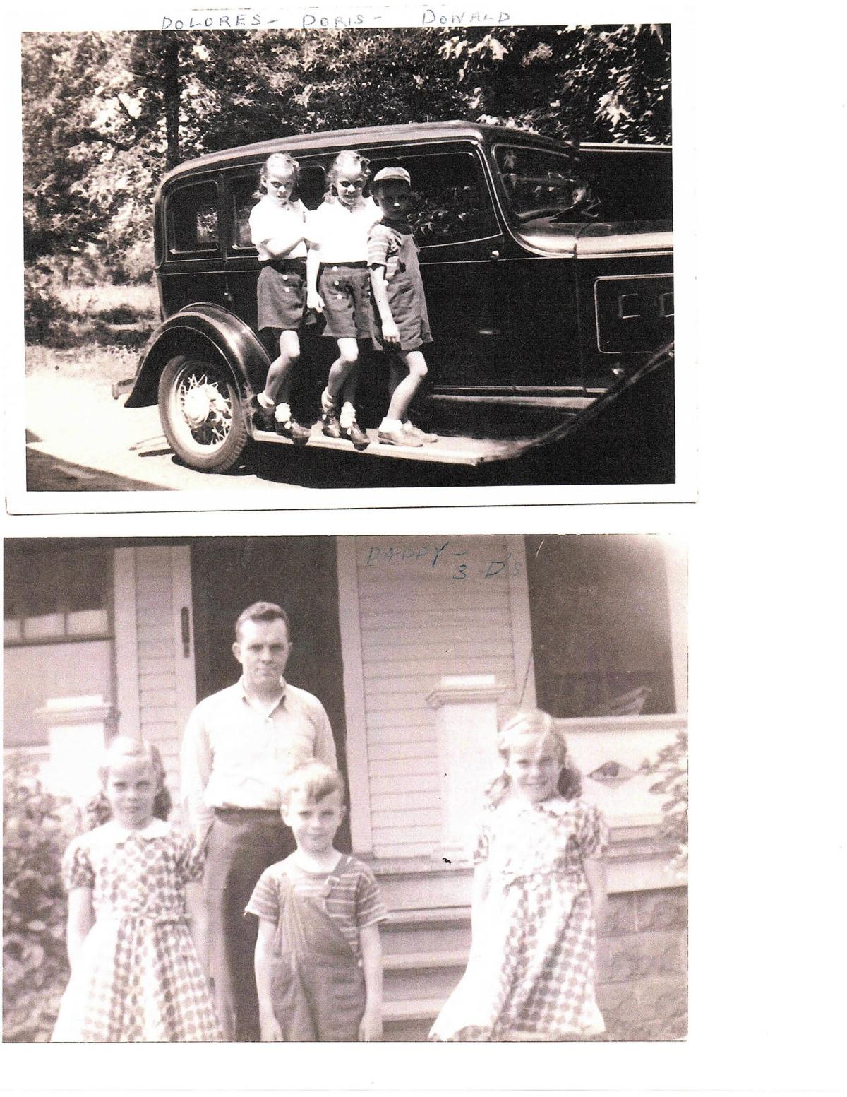 Don Haskell family photos
