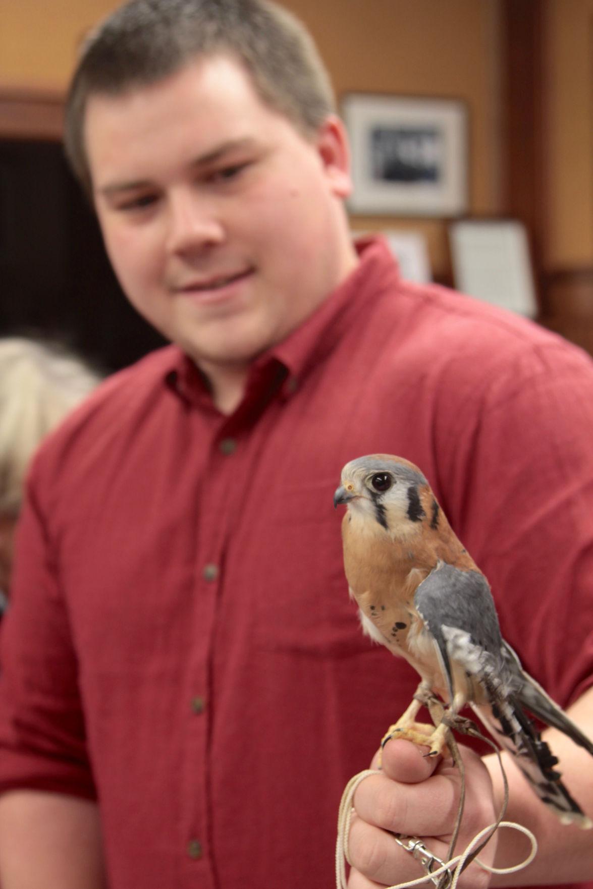 Meet our avian neighbors