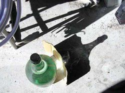 Letter: Sunshine turns water jug into a potential firebomb