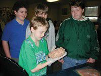 """Naselle students participate in """"Brain Power"""""""