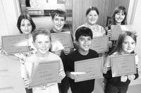 Hilltop Bulldogs of the Month: Fourth-graders