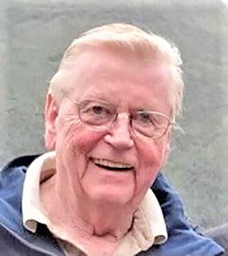 """Gerald D. """"Spud"""" Hansen"""