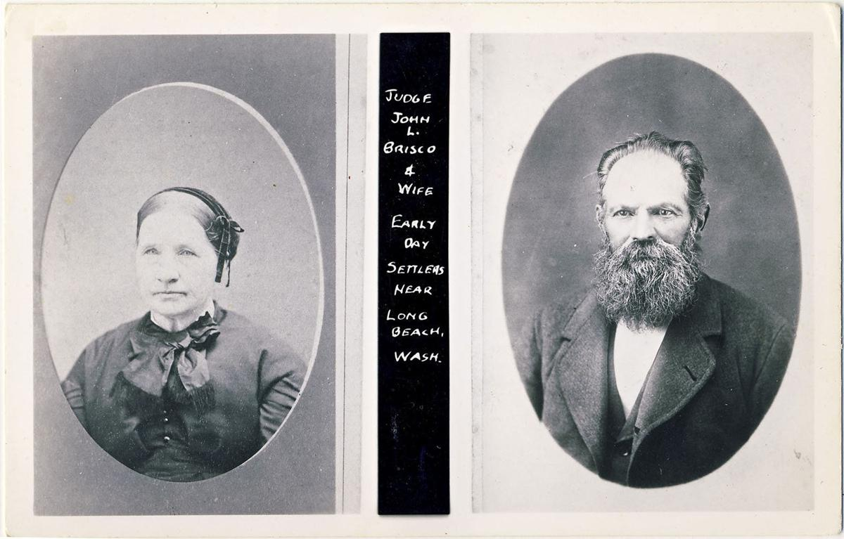 'Briscoe territory: Different sort of place,'  says his great-great-great granddaughter