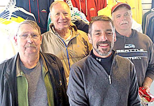 Surfside tourney raises $3,373 for scholarships