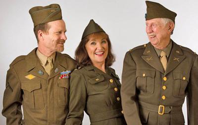 Veterans' organizations host 'Sentimental Journey'