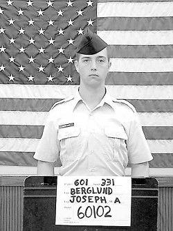 In the Service: Joseph A. Berglund