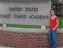 Cameo Ulbricht: From Oysterville to USCG Academy, a champion