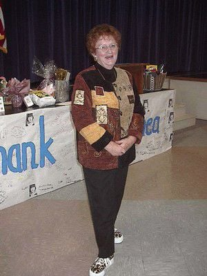 Junea Brannon honored with retirement party in Naselle