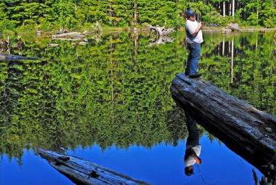 Hundreds of lowland lakes open for fishing April 23