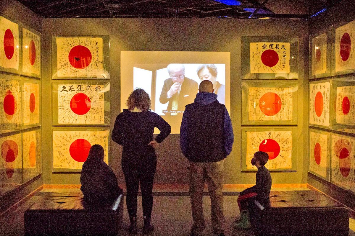 Obon Society exhibit