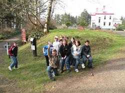 'No Child Left Inside' brings LB 5th graders to North Head
