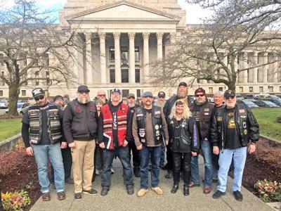 Motorcycle lobbyists