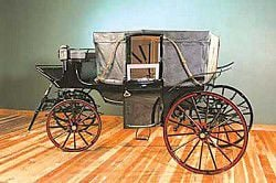 Carriage museum showcases treasury of classic vehicles