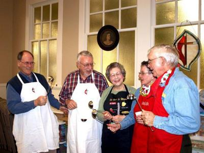 Chili Cookoff coming this Saturday