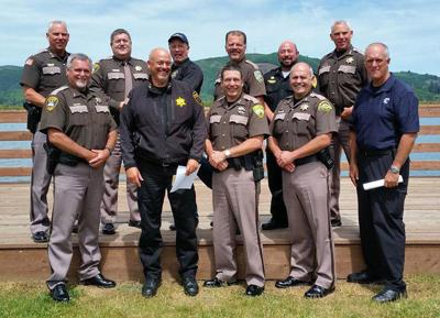 Sheriffs gather in Pacific County
