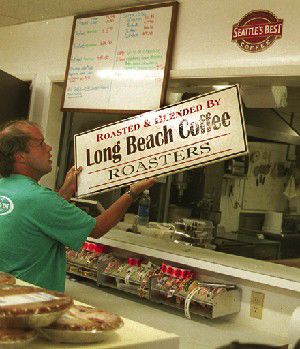 Long Beach Coffee replaces Seattle's Best