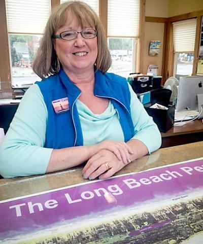 Visitors bureau honors Cathy Shaw
