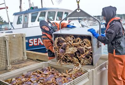 Congress delivers major win for crabbers