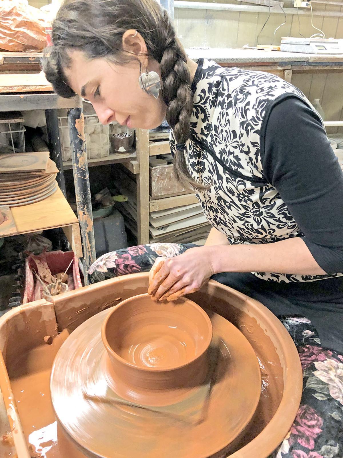 Kandice Caldwell potter
