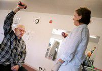 Health at every age: Working out at 95