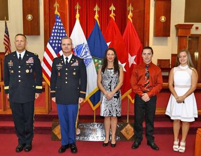 Patrick Nikkila promoted to colonel in U.S. Army