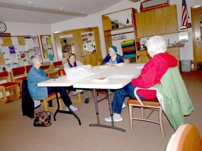 Readers say library discussion group stretches their minds
