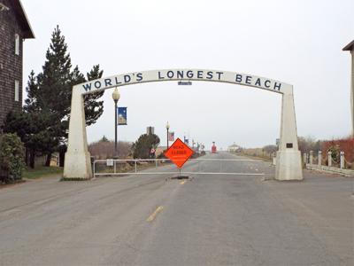 Beach approaches closed