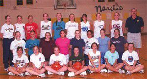 Comets girls will play in revised league