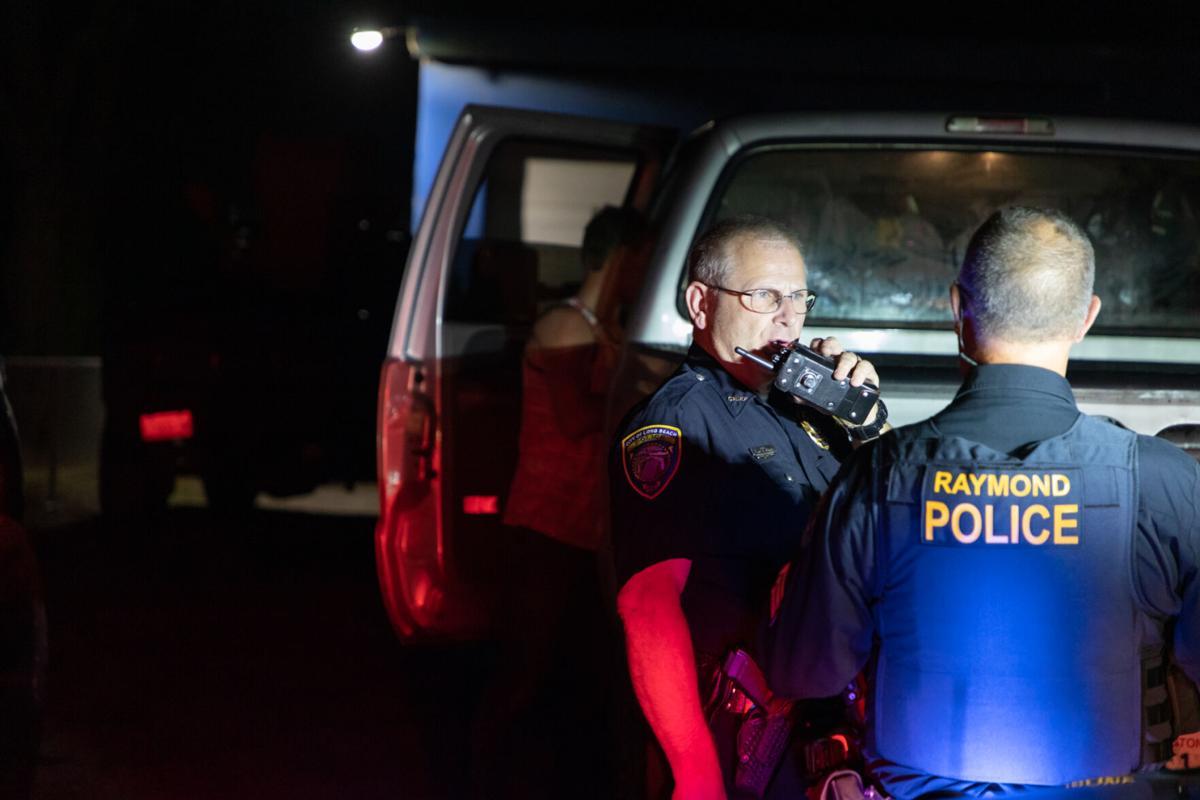 Long Beach Police Chief Flint Wright