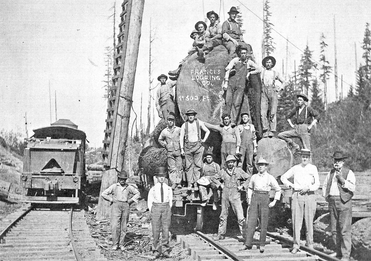 Soule family's Frances Logging Company