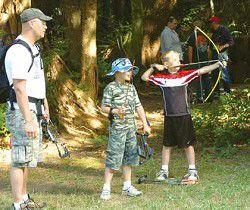 Bear River Archers 3-D tourney hits the mark