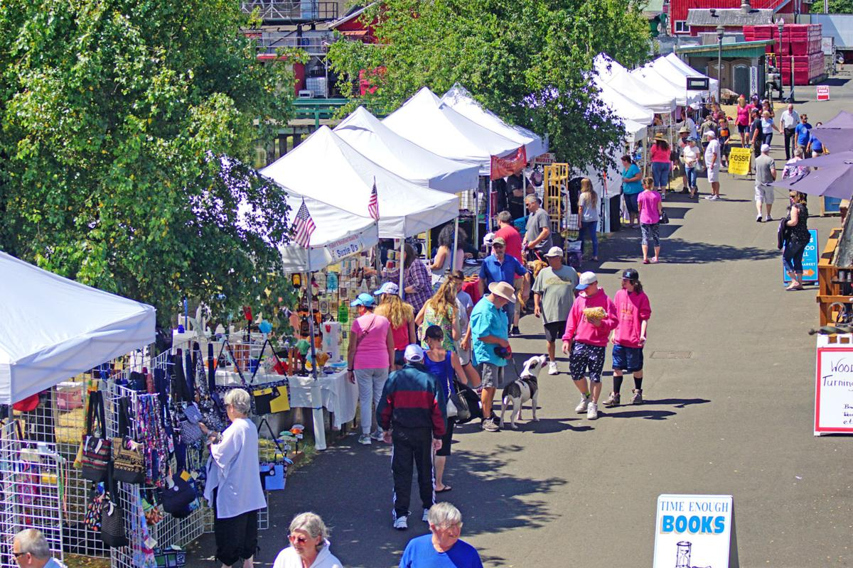 Markets offer summer delights