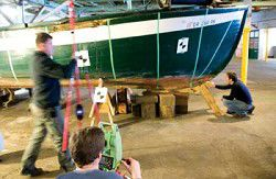 New venture uses 3-D mapping on gillnet boats