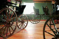 Carriage museum offers grand opening, variety of classic vehicles