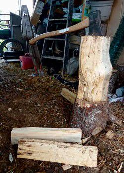 Coast Chronicles: Chop wood, carry water