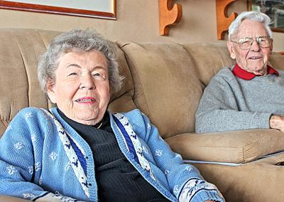Pharmacy couple cherishes the drug of love