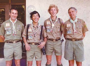 Scoutmaster Influenced Everyday Lives