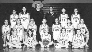 Ilwaco seventh-grade basketball team goes 3-5 for the past season