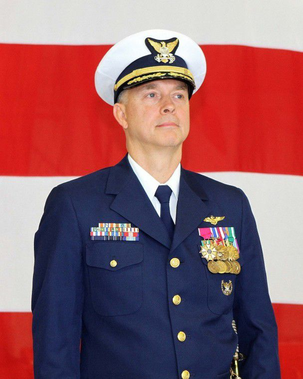 Kaup turns over reins of Columbia sector base