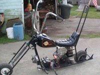 Jim Howerton: Everybody needs a little Harley