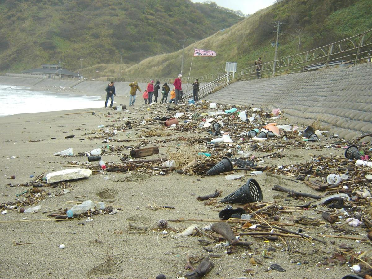 Former Peninsula resident gets firsthand look at tsunami devastation