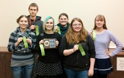 Naselle High School team qualifies for state Knowledge Bowl competition