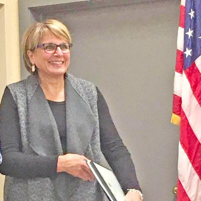 Fritts honored for 911 work