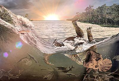 North Dakota site shows wreckage from same object that killed the dinosaurs