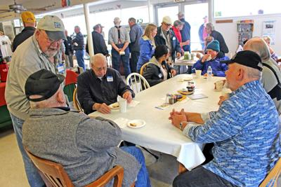 Weyco workers honored at Logger's Reunion