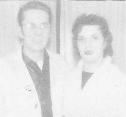 Claude and Doris Freeman mark 50 years