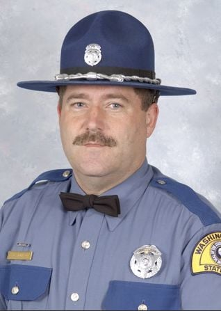 A Washington State Patrol trooper survived an attempted assassination