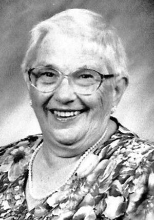 Edna Lucille (Johansen) Leonard
